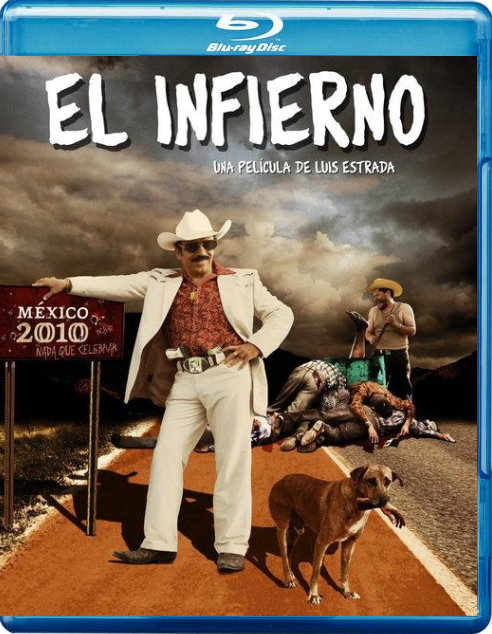 EL Infierno [Brrip 720p] [AuDio Latino] [977 mb. aprox.]