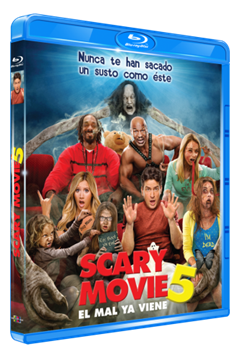 Scary Movie 5 BR